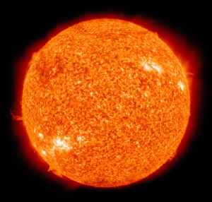 sun fire hot research